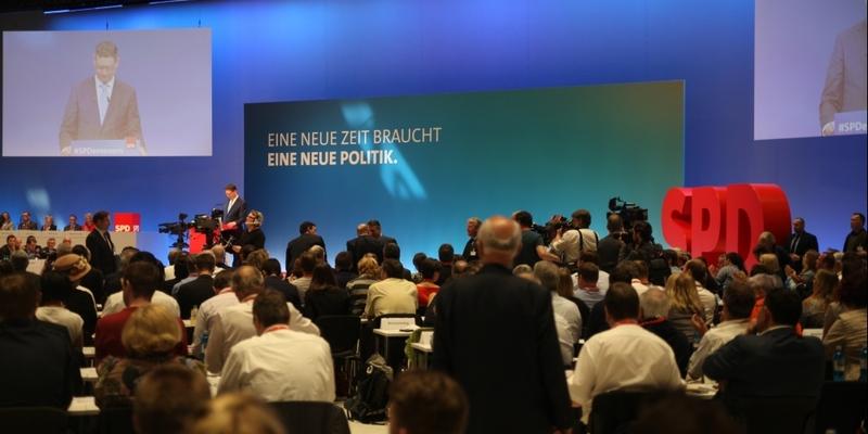 SPD-Parteitag am 22.04.2018 - Foto: über dts Nachrichtenagentur