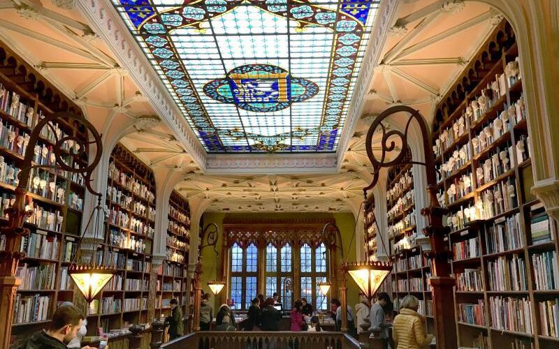 Livraria Lello - Foto: Emilio Rappold