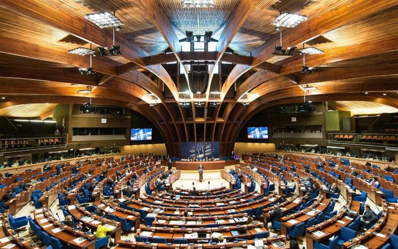 Europarat in Straßburg - Foto: Patrick Seeger