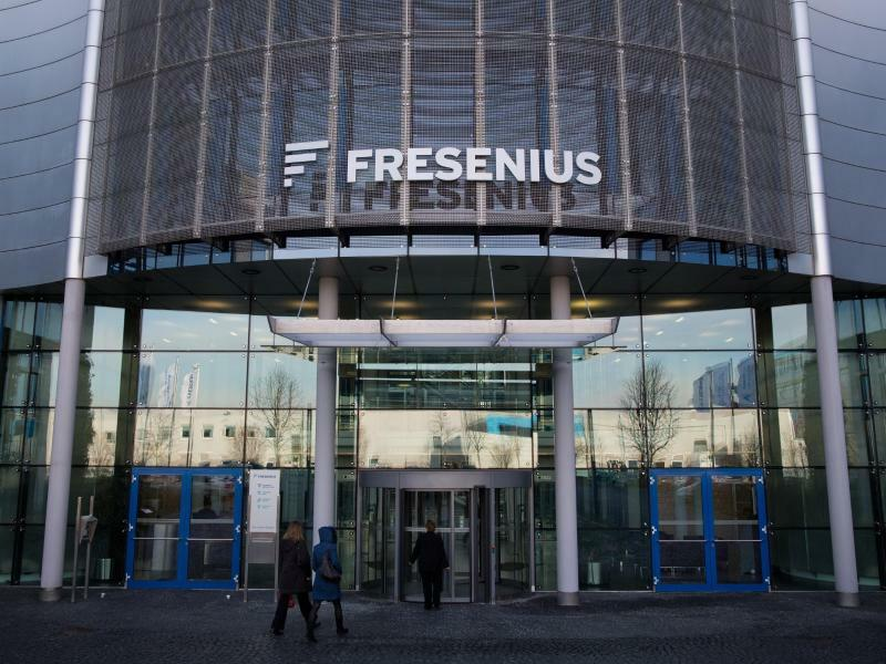 Fresenius - Foto: Frank Rumpenhorst