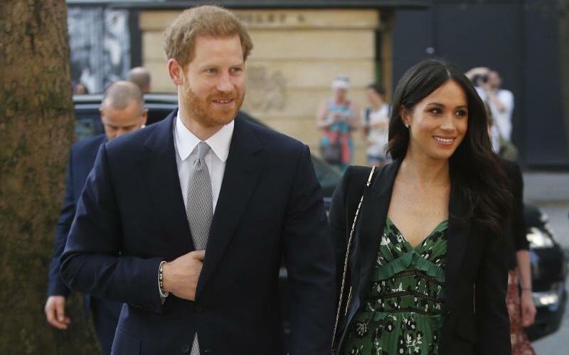 Prinz Harry & Meghan Markle - Foto: Alastair Grant/PA Wire