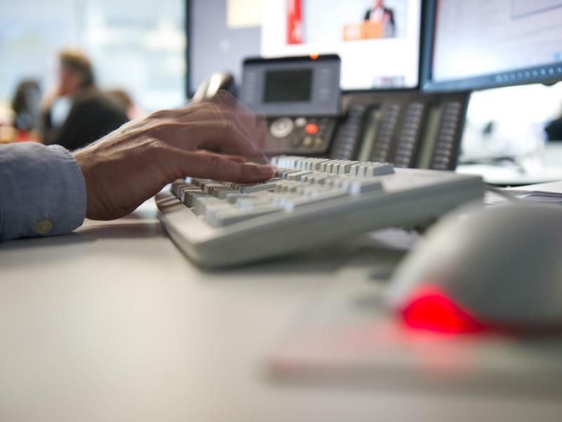 Computerarbeitsplatz - Foto: Daniel Naupold
