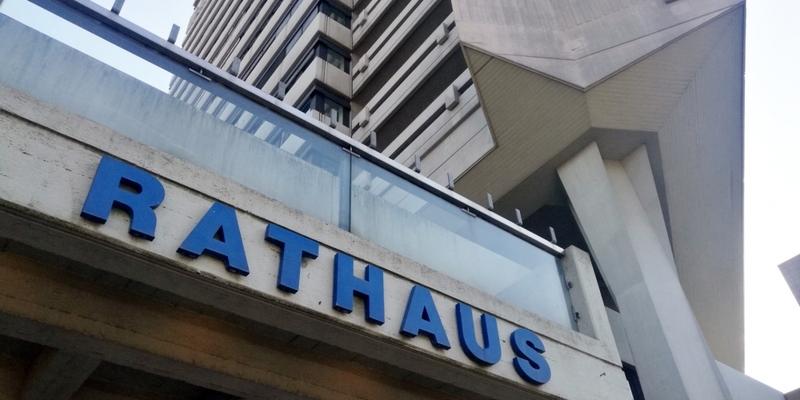 Rathaus von Offenbach - Foto: über dts Nachrichtenagentur
