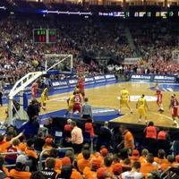 Basketball-Spiel zwischen Alba und dem FCB - Foto: über dts Nachrichtenagentur