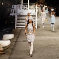 Modenschau Chanel Cruise - Foto: Christophe Ena