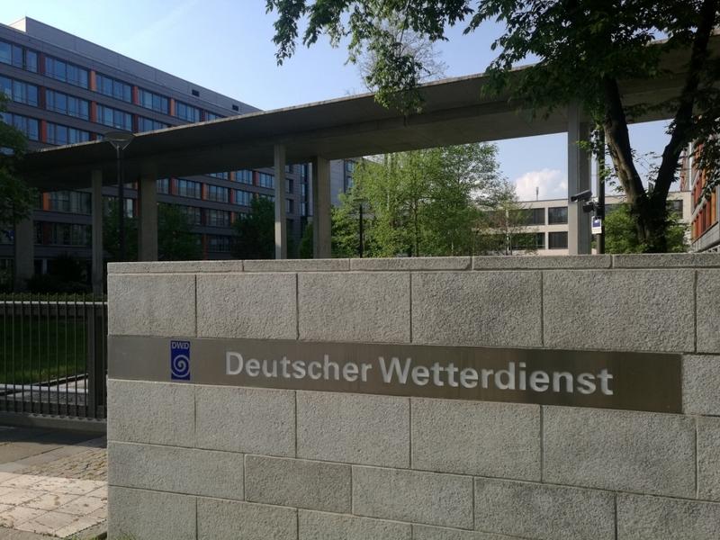 Deutscher Wetterdienst - Foto: über dts Nachrichtenagentur