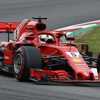 Sebastian Vettel - Foto: Manu Fernandez/AP