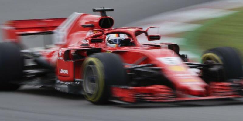 Ferrari - Foto: Emilio Morenatti/AP