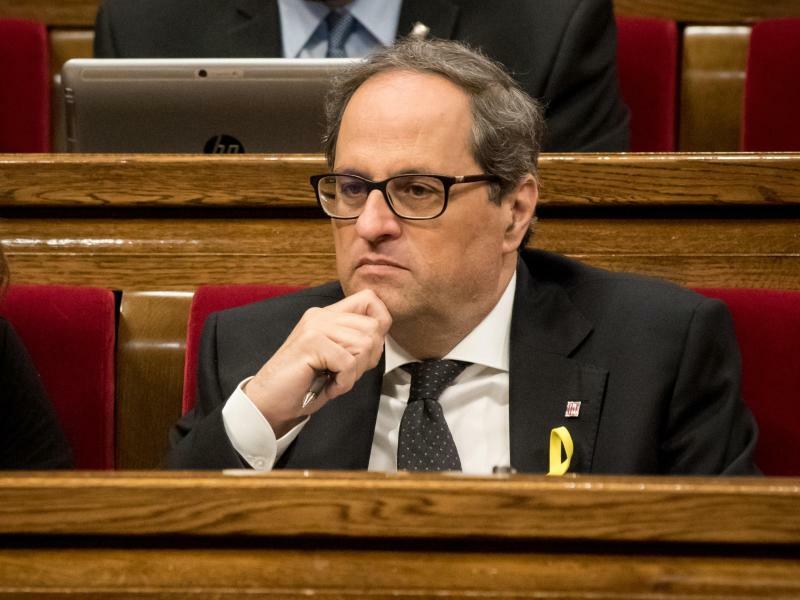 Quim Torra - Foto: Jordi Boixareu