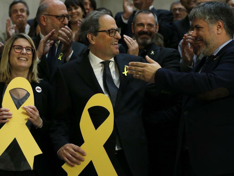 Gratulation - Foto: Manu Fernandez/AP