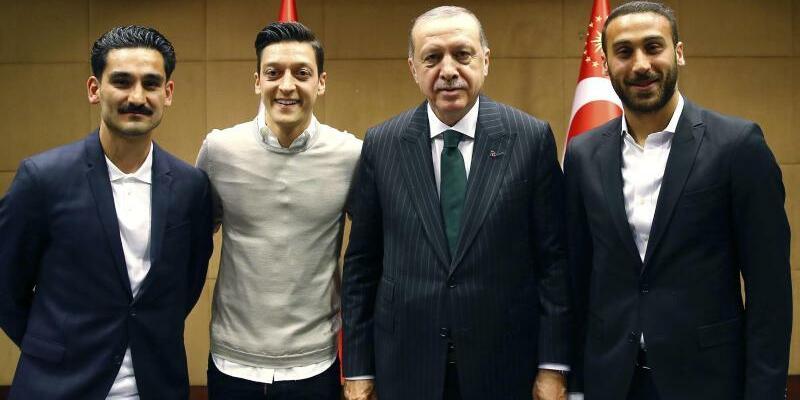 Türkischer Staatspräsident - Foto: AP