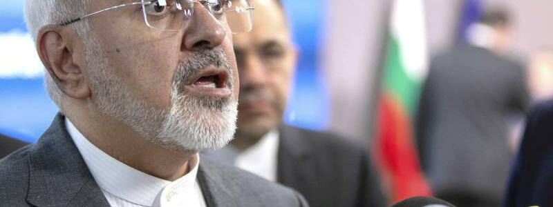Iranischer Außenminister in Brüssel - Foto: Olivier Matthys/AP