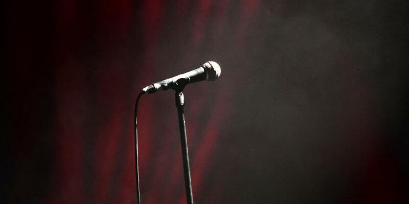 Mikrofon - Foto: Britta Pedersen/Illustration