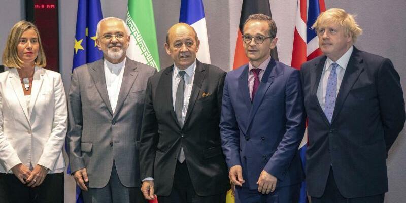 EU-Außenminister in Brüssel - Foto: Olivier Matthys/POOL AP