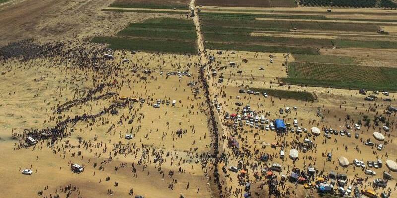 Gazastreifen - Foto: dpa/Archiv