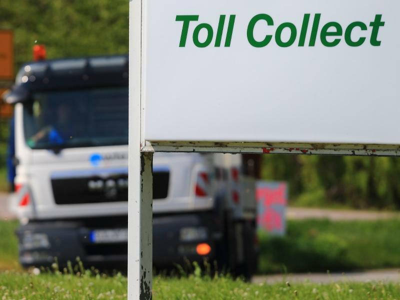 Toll Collect - Foto: Jens Wolf