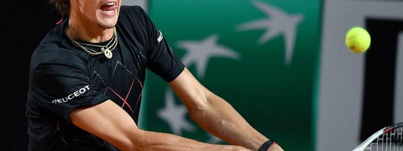 ATP-Turnier in Rom - Foto: Ettore Ferrari/ANSA