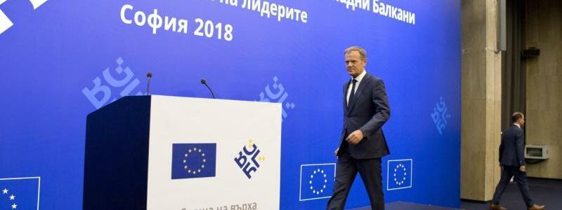 Treffen der EU-Staats- und Regierungschefs - Foto: Virginia Mayo/AP