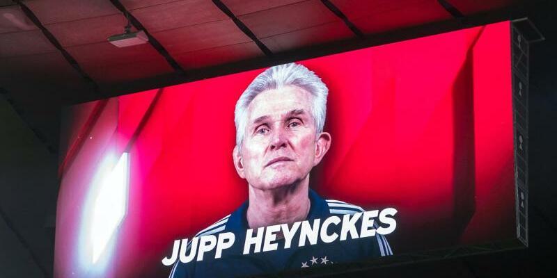 Jupp Heynckes - Foto: Sven Hoppe