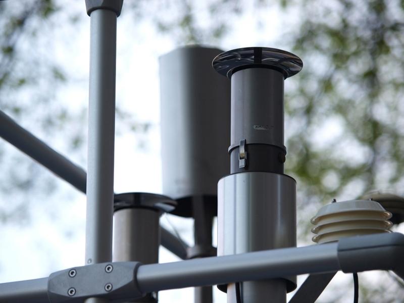 Luft-Messstation - Foto: über dts Nachrichtenagentur