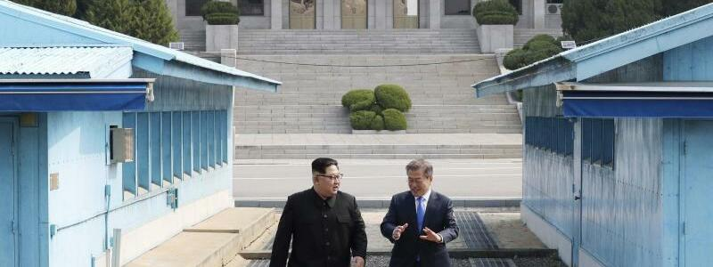 Historischer Korea-Gipfel - Foto: Korea Summit Press Pool/AP