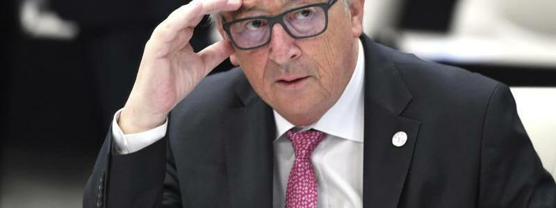 Jean-Claude Juncker - Foto: Dimitar Dilkoff/POOL AFP via AP