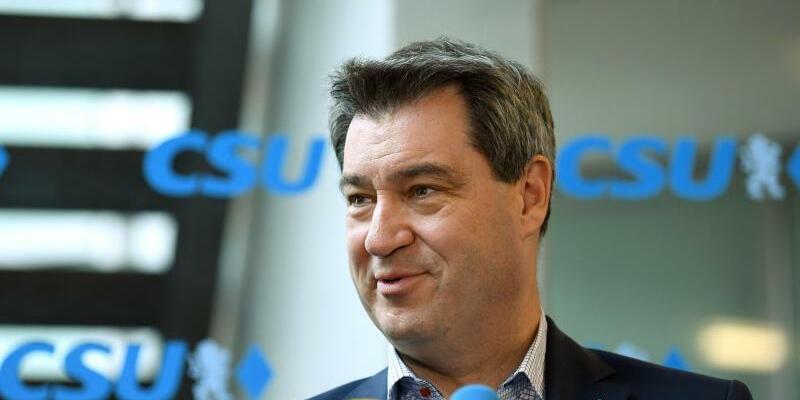 Markus Söder - Foto: Andreas Gebert