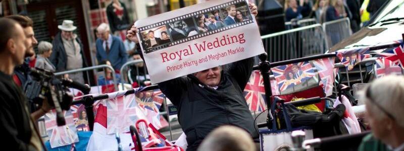 Royale Hochzeit - Foto: Emilio Morenatti/AP