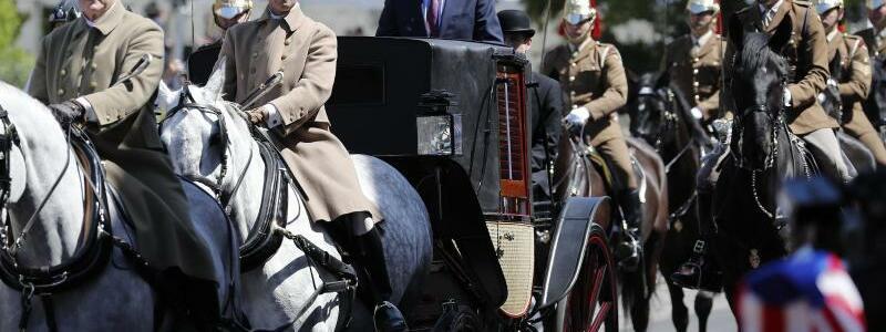 Royale Hochzeit - Foto: Frank Augstein/AP
