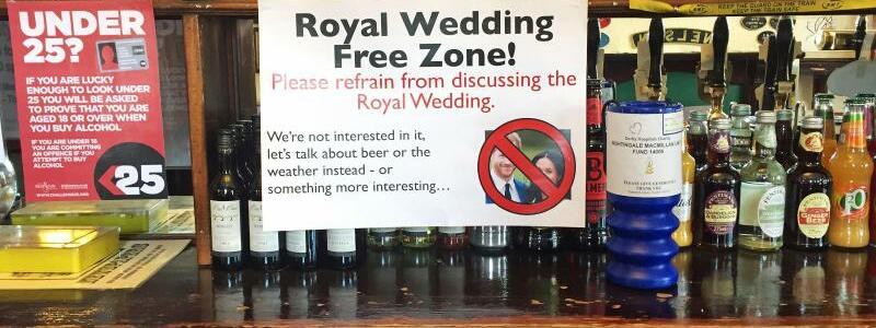 Royale Hochzeit - Foto: Josh Payne/PA Wire
