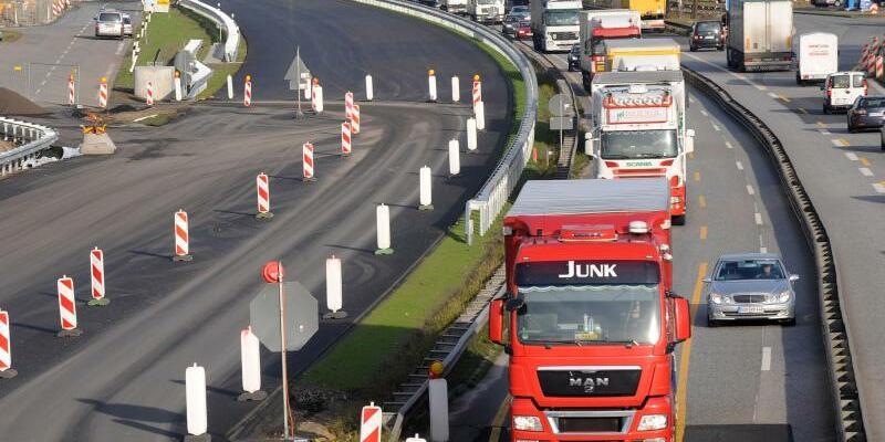 Autobahnbetreiber A1 mobil - Foto: Das Konsortium A1 betreibt einen 65,5 Kilometer langen Abschnitt der A1 zwischen Hamburg und Bremen. Foto:Ingo Wagner