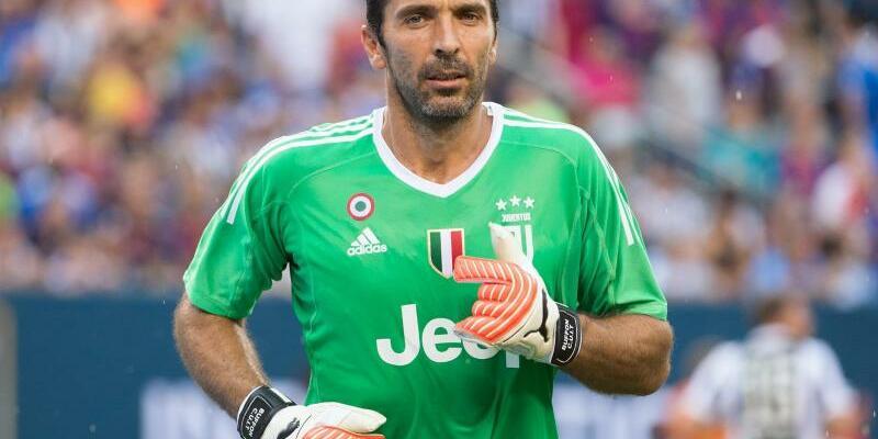 Gianluigi Buffon - Foto: Mike Lawrence