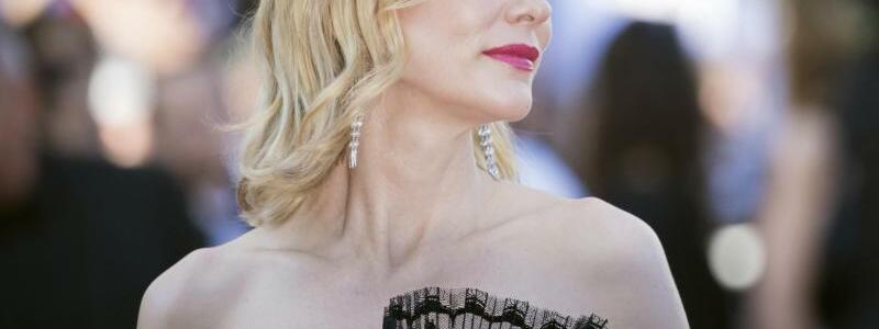 Filmfestival in Cannes - Cate Blanchett - Foto: Vianney Le Caer