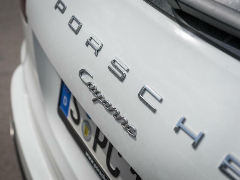 Porsche Cayenne Diesel - Foto: Daniel Maurer