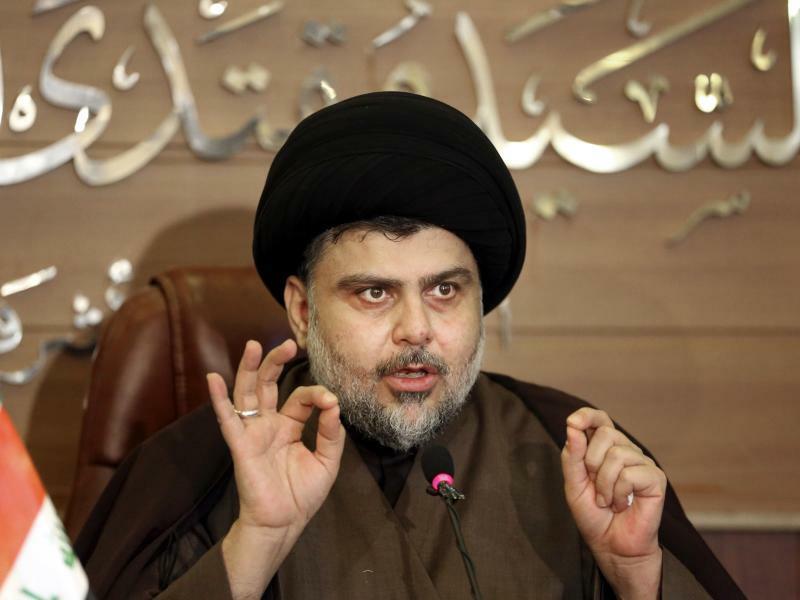 Muktada al-Sadr - Foto: Karim Kadim, AP
