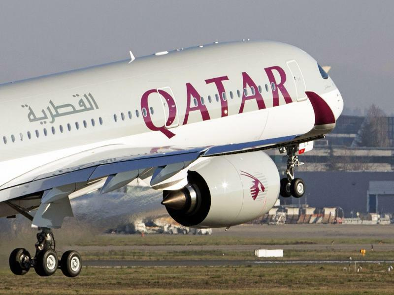 Qatar Airways - Foto: epa/Archiv
