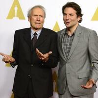 Eastwood und Cooper - Foto: Michael Nelson/EPA