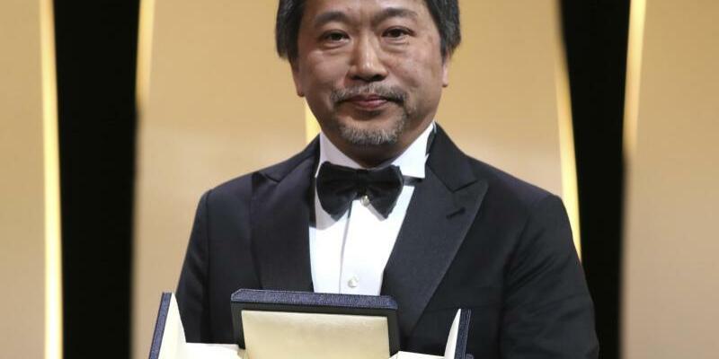 Filmfestival in Cannes - Kore-Eda Hirokazu - Foto: Vianney Le Caer