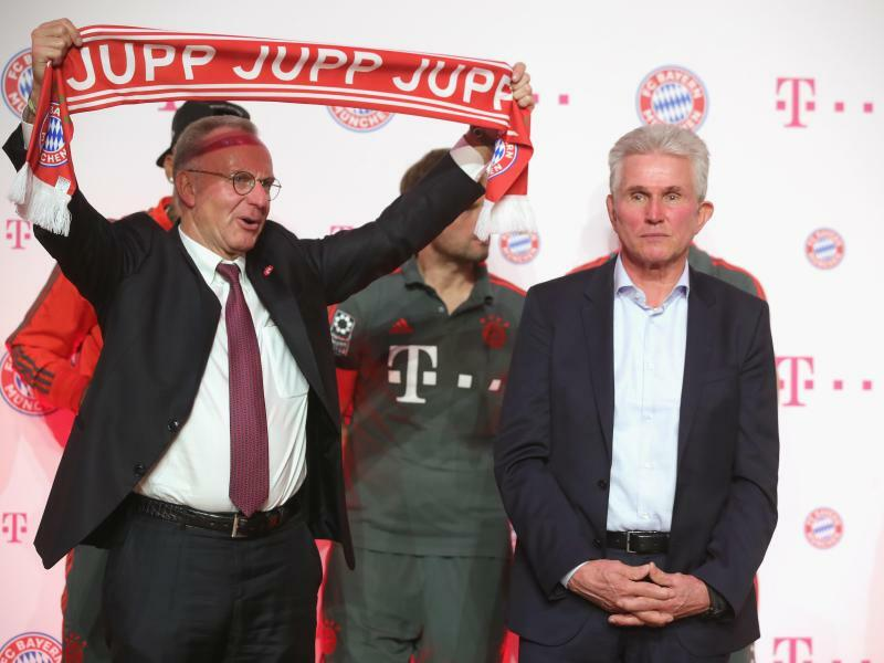 Abschied - Foto: Alexander Hassenstein/FC Bayern München/Bongarts