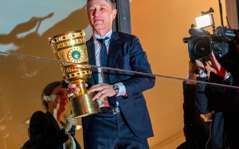 DFB-Pokal-Sieger - Foto: Andreas Wolf/Eintracht Frankfurt Fußball AG