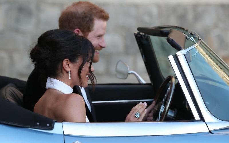 Royale Hochzeit - Foto: Steve Parsons/PA Wire