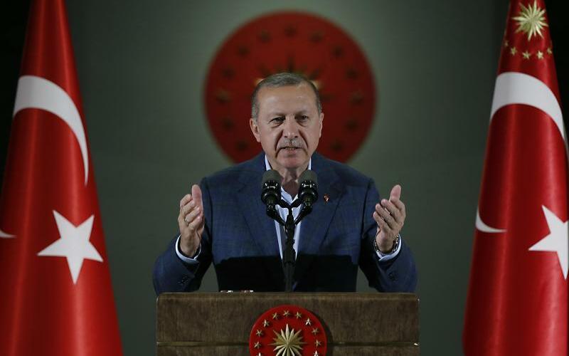 Erdogan - Foto: Pool Presdential Press Service/AP