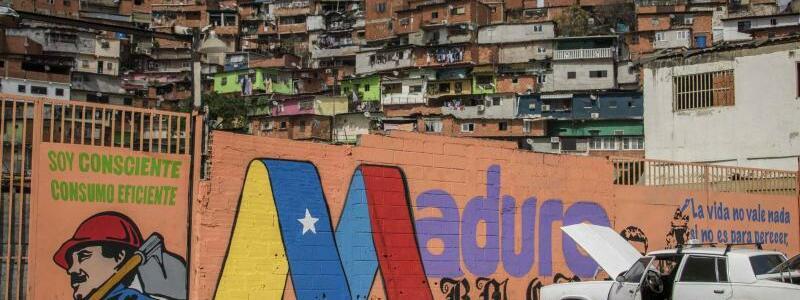 Caracas - Foto: Rayner Pena