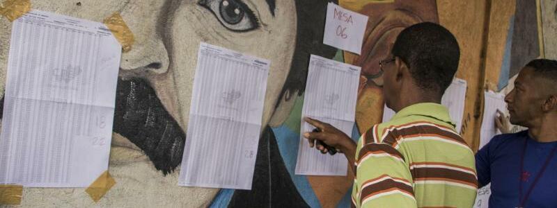 Maduro - Foto: Rainer Pena