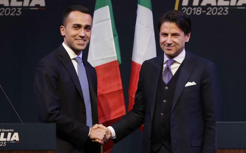 Regierungsbildung in Italien - Foto: Alessandra Tarantino/AP