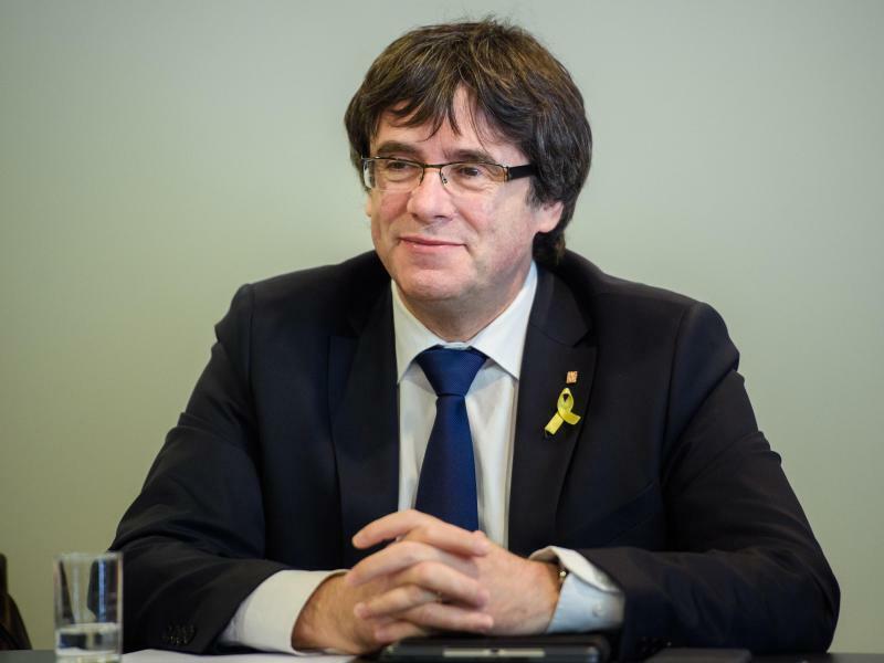 Carles Puigdemont - Foto: Gregor Fischer