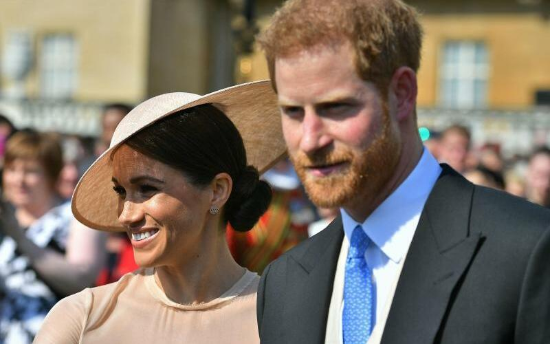 Gartenfest im Buckingham Palace - Foto: Dominic Lipinski