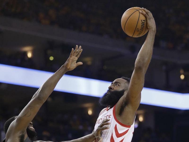 James Harden - Foto: Marcio Jose Sanchez/AP