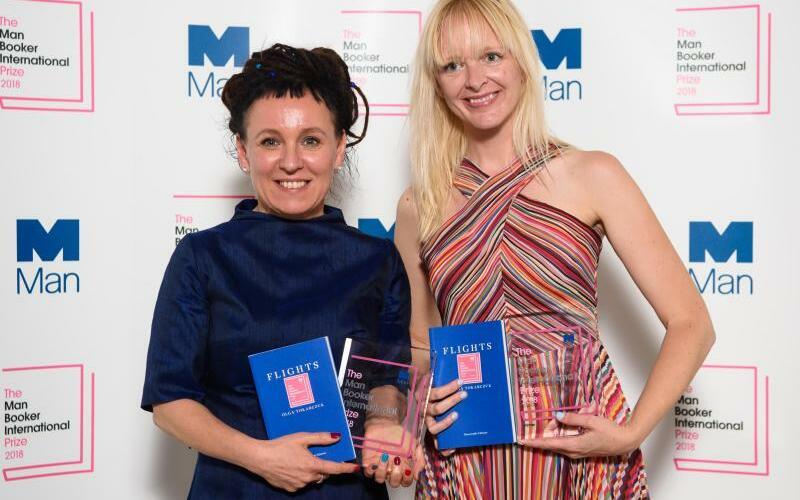«Man Booker International»-Preis - Foto: Matt Crossick