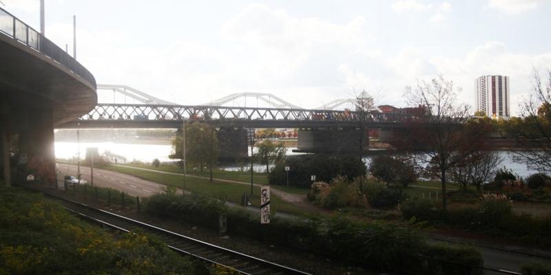 Brücke zwischen Mannheim und Ludwigshafen - Foto: über dts Nachrichtenagentur